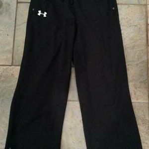 NEW LADIES SMALL UNDER ARMOUR PANTS